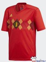 Das neue Belgien WM Trikot 2018 von adidas